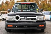 Big turbo Trucks drag racing
