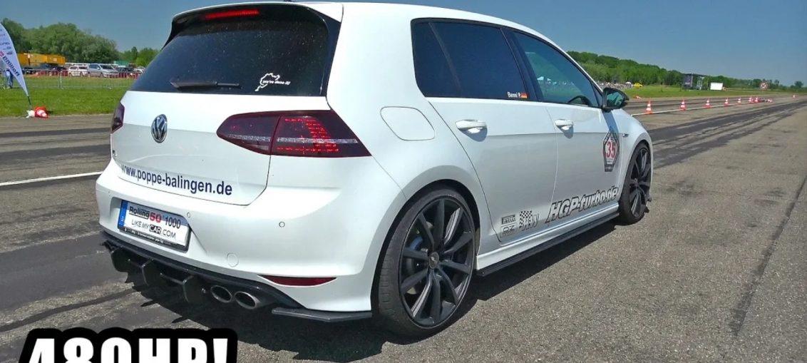 Golf R HGP R20 Turbo
