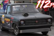 4G63 Big boost 112 psi swapped truck