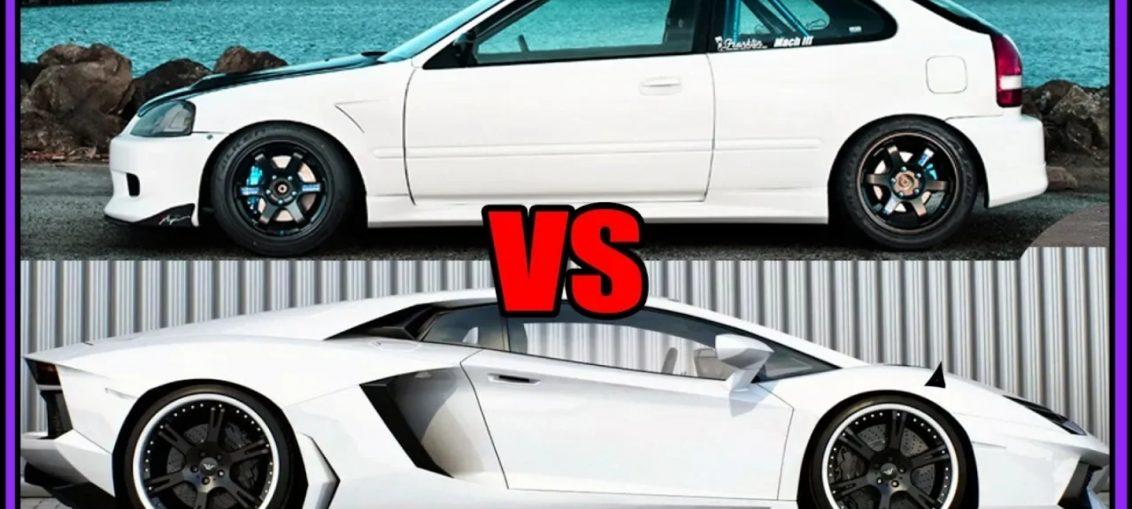 Supercars vs Sleepers