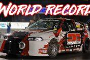 World record K20 Honda Civic Fastest FWD