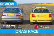 Audi RS4 B5 E46 M3 CSL