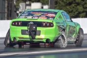 Drag race crashes wrecks maryland