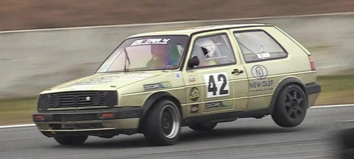 Sequential gearbox Golf MK2 GTI