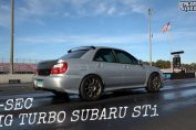 big turbo sti impreza