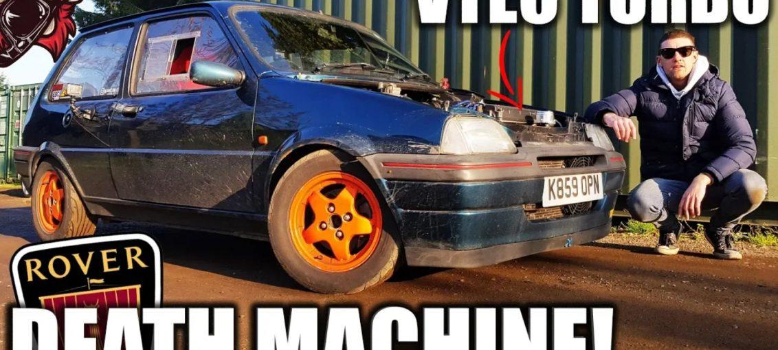 Rover vtec turbo swap