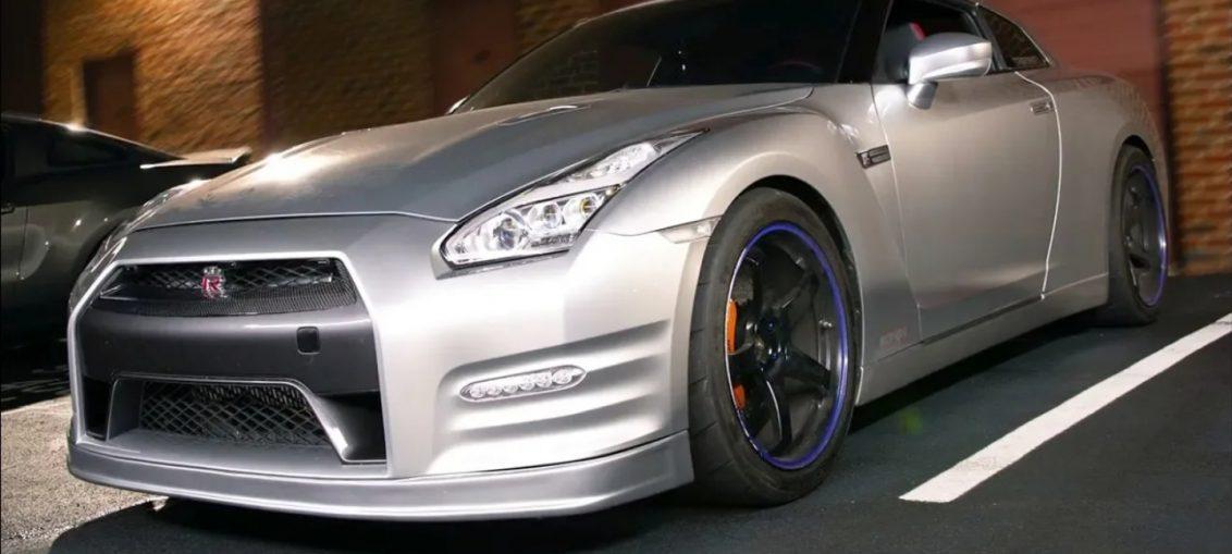 1700HP GTR