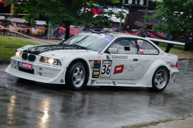VR6 Turbo swapped E36 BMW