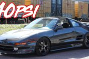 K20 swapped MR2 Turbo