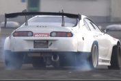 2jz big turbo Supra drift