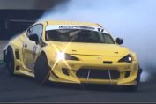 2JZ swapped Toyota GT86