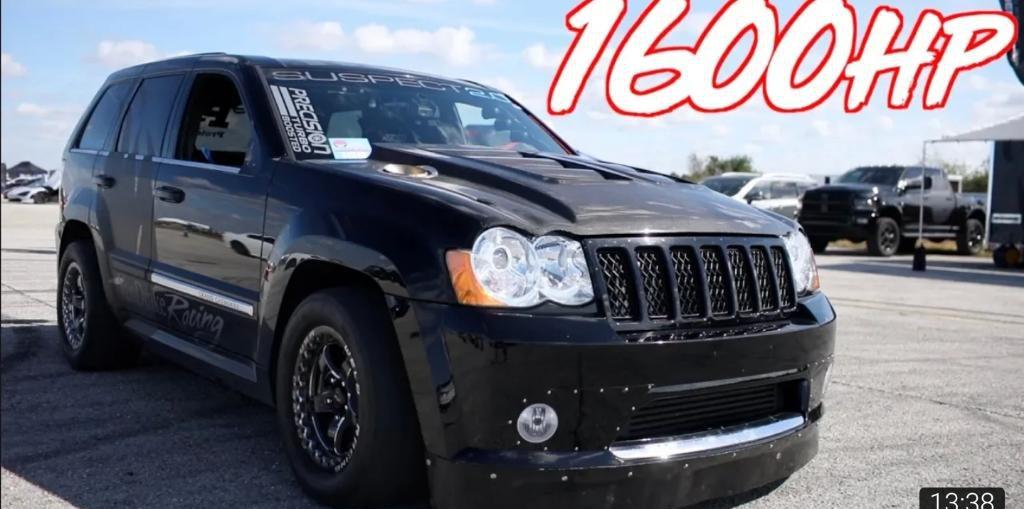 Big turbo awd jeep