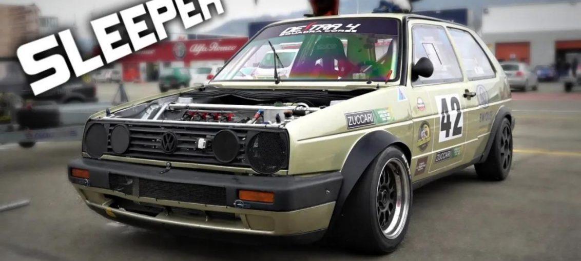 VW Golf MK2 2.0L ITB