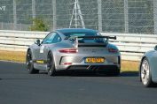 PORSCHE 991.2 PUSHING HARD AT THE NÜRBURGRING