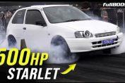 Toyota Starlet Big Turbo