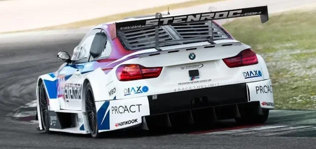 Mid-Engined BMW M4 Silhouette w/ S54 N/A Straight-6