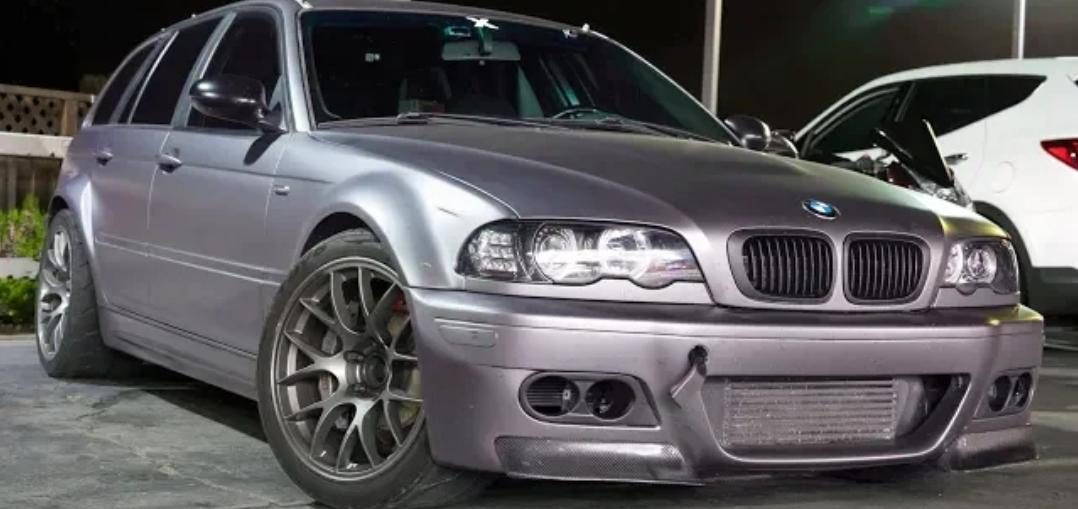 2JZ BMW Racing