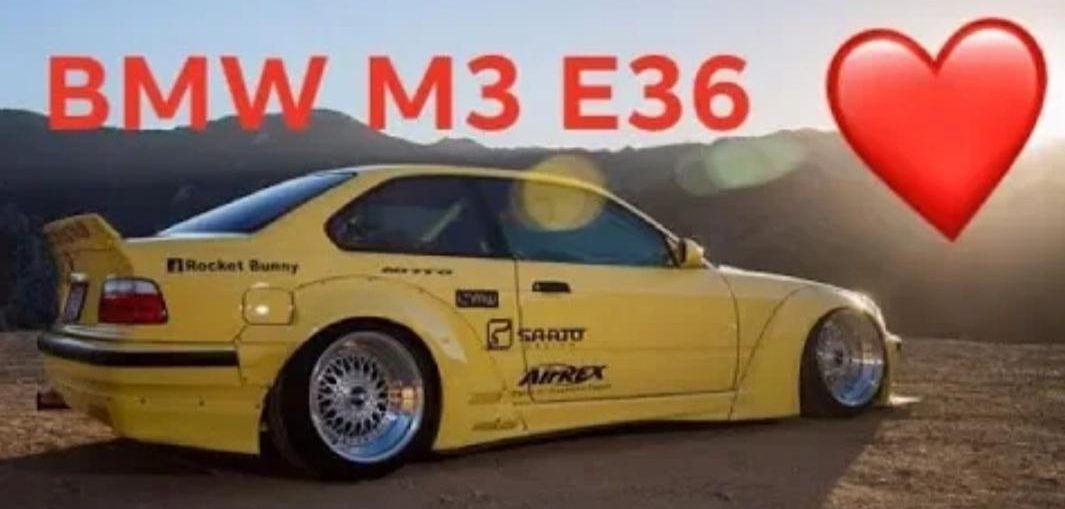 BMW M3 E36 S52B32