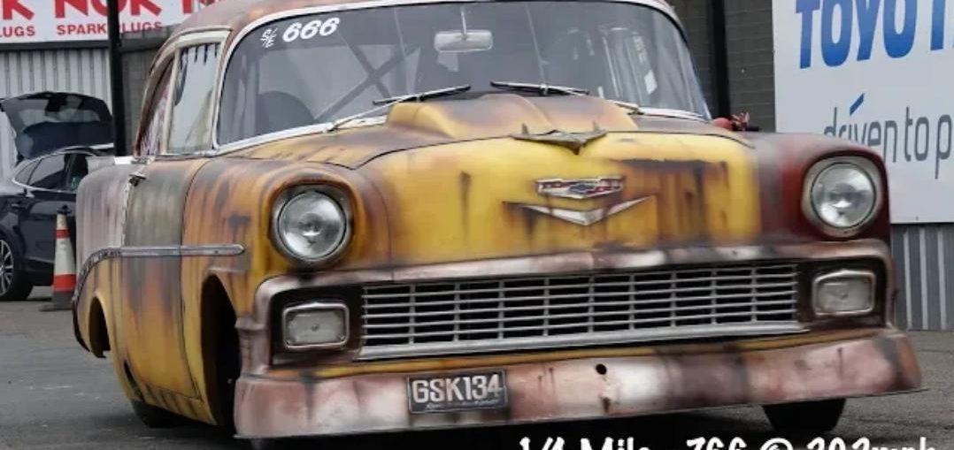 Street Legal 1956 Chevy 210