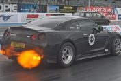 Nissan GT-R Blows Transmission