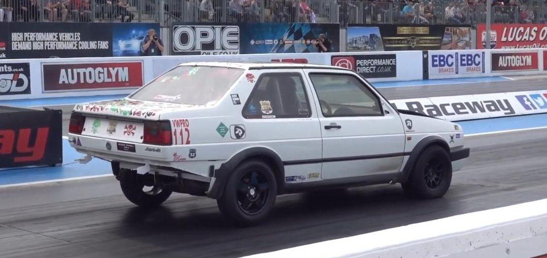 600HP R32 Turbo VW Jetta