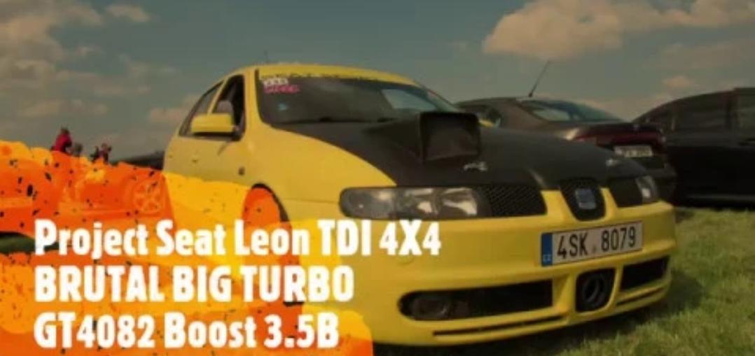 SEAT LEON TDI 4X4