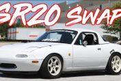SR20 Swapped Miata