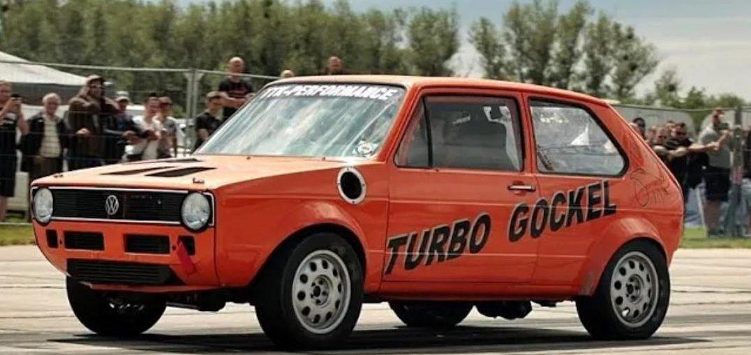 Golf 1 VR6 Turbo 4motion