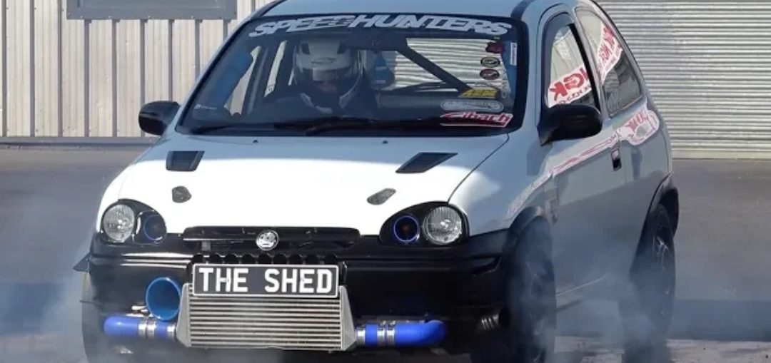 Vauxhall Corsa Turbo