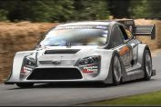 4WD Ford Focus Pikes Peak