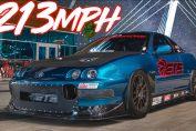 Worlds Fastest FWD 1/2 Mile
