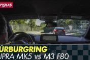 Toyota SUPRA MK5 - Nürburgring BATTLE