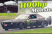 1100HP Silvia S14 Drift Car