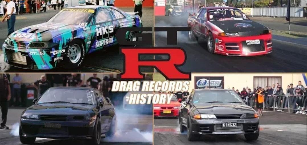 World's Quickest Skyline GT-Rs