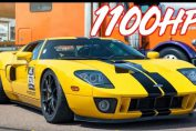 Ford GT Twin Turbo