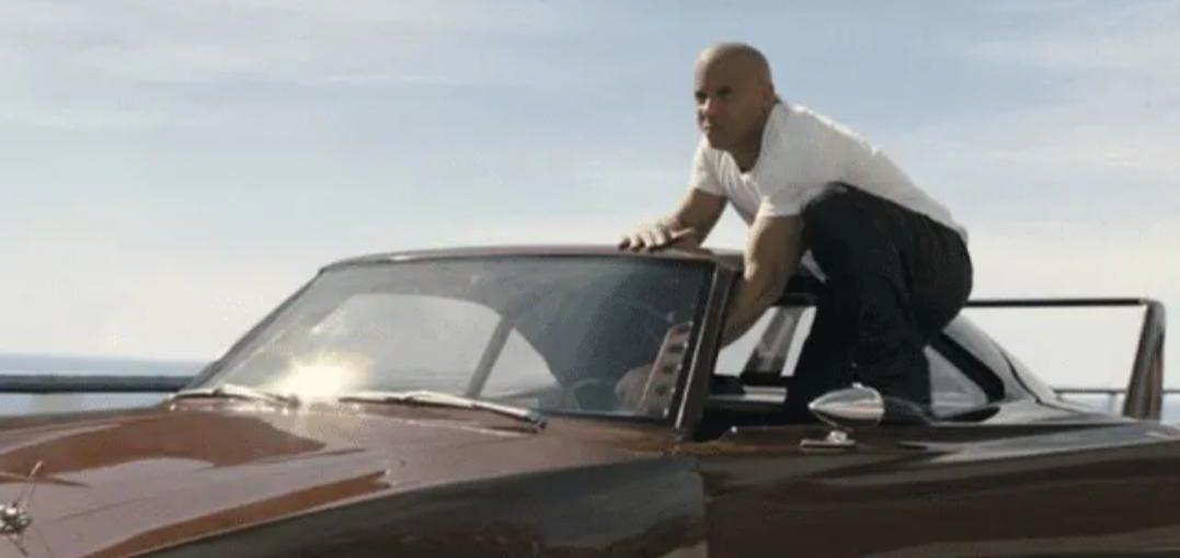 Vin Diesel's STUNT DOUBLE hospitalized