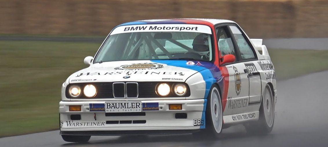BMW M3 E30 Group A DTM