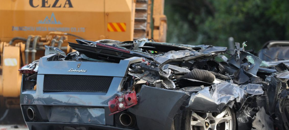 Philippines President Duterte Ordered to Crush these Cars Worth $5.5 Million