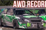 Civic Breaks AWD Honda Record