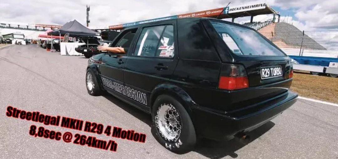 Golf 2 R29 Turbo