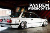 Cleanest SLAMMED BMW E30