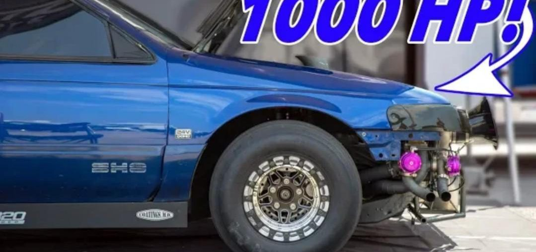 1000HP Ford Taurus SHO