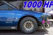1000HP Ford Taurus SHO
