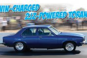 Turbocharged AND Supercharged 2JZ-powered Torana