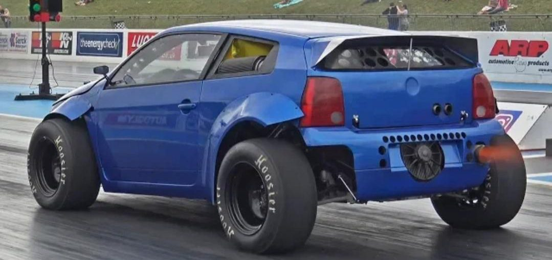 1800HP Twin Engined VW Lupo