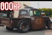 1000HP Rat Rod Truck