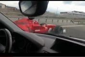 Czech police are searching Formula racer