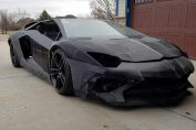 3D-Printed a Lamborghini Aventador