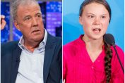 Jeremy Clarkson reacts on Greta