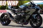280wHP Ninja H2 vs 1100HP Sequential Evo IX